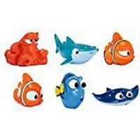 Bandai Finding Dory Bath Squirters Figure, Several Models (Only 1 Unit Per Purchase)[Assorted]